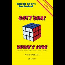 Gott'cha! Rubik's Cube - book (4th Edition) -