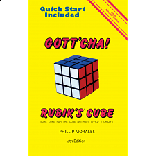 Gott'cha! Rubik's Cube - book (4th Edition) - New Items