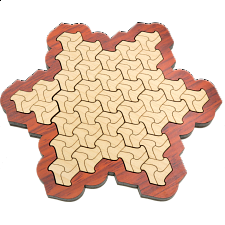 Escherstern - European Wood Puzzles