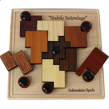 Stabile Seitenlage - European Wood Puzzles