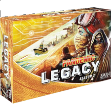 Pandemic: Legacy Season 2 (Yellow Edition) - New Items