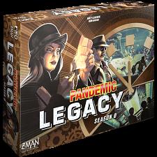 Pandemic: Legacy Season 2 (Black Edition) -