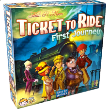 Ticket to Ride: First Journey - New Items