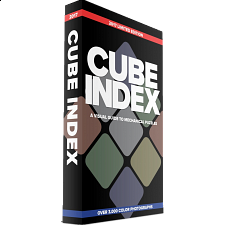 Cube Index - Limited Edition Book - New Items
