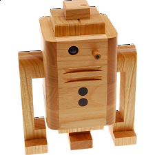 Droid - European Wood Puzzles