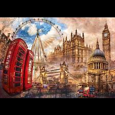 Vintage London - 1001 - 5000 Pieces