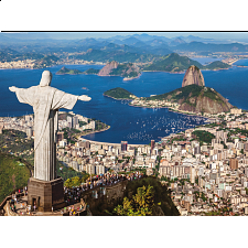 Rio De Janeiro - Jigsaws