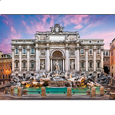 Trevi Fountain -