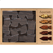 Aquarium - European Wood Puzzles