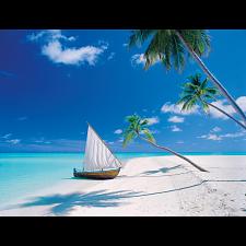 Maldive Islands - 1000 Pieces