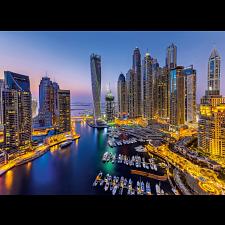 Dubai - 1000 Pieces