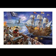 Pirates - 1-100 Pieces