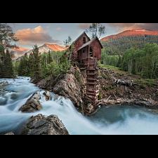 Crystal River, Colorado - 1000 Pieces
