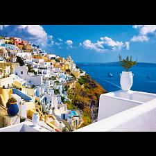 Santorini, Greece - 1001 - 5000 Pieces