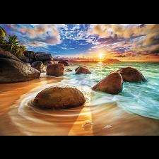 Samudra Beach, India -