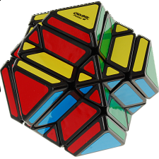 Troy Truncated 3D Star - Black Body - Rubik's Cube & Others
