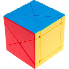 MFJS Fisher Skewb - Stickerless (by Nathan Wilson) - Rubik's Cube & Others