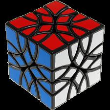 Curvy Mosaic Cube - Black Body -