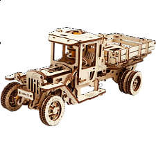 Mechanical Model - Truck UGM-11 - New Items