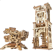 Mechanical Model - Archballista and Tower -