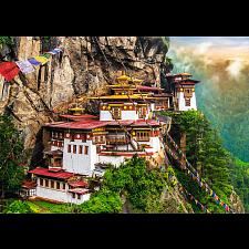 Tiger Nest, Bhutan -