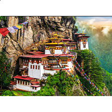 Tiger Nest, Bhutan - 1001 - 5000 Pieces