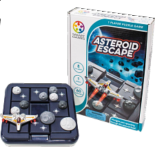 Asteroid Escape - Puzzle Games