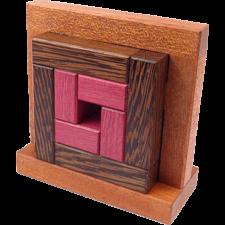 Square Target - European Wood Puzzles
