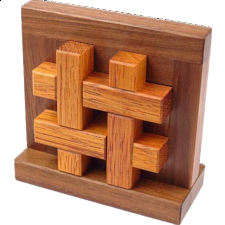 Shield - European Wood Puzzles