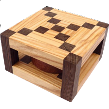 Trap-R2 - European Wood Puzzles