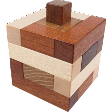 Rotacube - European Wood Puzzles