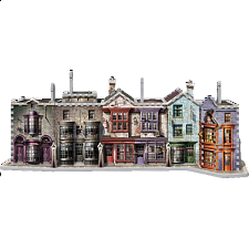 Harry Potter: Diagon Alley - 101-499 Pieces