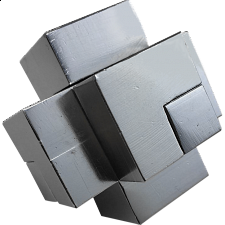 Fortress - Metal Puzzle -