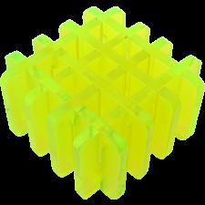 L(8)tice-2  (Green) - Plastic Interlocking Puzzles
