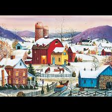 Winter Neighbors -