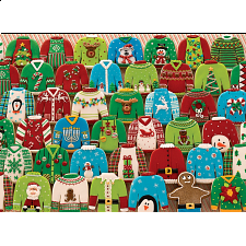 Ugly Xmas Sweaters - New Items
