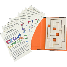 Puzzle Booklet - Cornucopia - Packing Puzzles