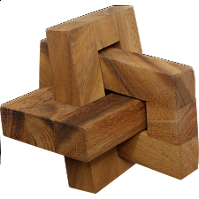 CCO Puzzle - Other Wood Puzzles
