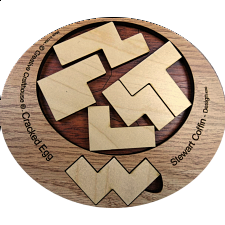 Cracked Egg - Other Wood Puzzles