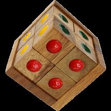 Crazy 6 Cube -