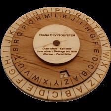 Diana Cryptosystem Cipher - Small -
