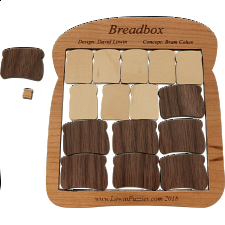 Breadbox - Packing Puzzles