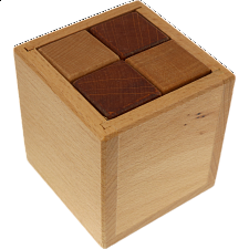 Foursquare - Other Wood Puzzles