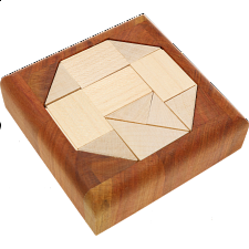 Octagon AC - Small - European Wood Puzzles