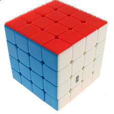 Aosu 4x4x4 - GTS M (Magnetic) Stickerless - 4x4