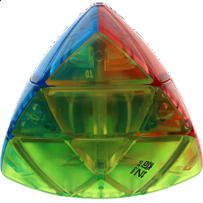 Mastermorphix - 4 Clear Color - Other Rotational Puzzles