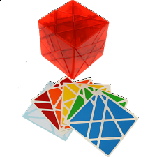 Duo Axis Cube - Ice Red (Limited Edition) - Search Results
