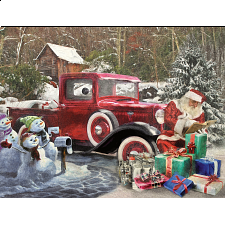 Santa's Truck - Search Results
