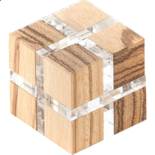 Band Cube - Other Wood Puzzles