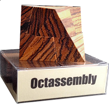 Octassembly - Other Wood Puzzles